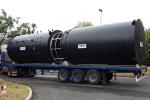 Réhabilitation stockage chlorure ferrique