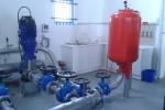 Transfert des eaux du site ISOPARC au réservoir de la Vallée Raintrue à Montbazon