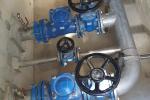 Equipements hydrauliques, de métrologie, électriques et d'automatisme, tertiaires d'un poste de relevage