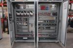 Armoires électriques extension de la station d'épuration d'Antibes