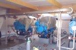 Création d'une usine de filtration d'eau potable 70 m³/h