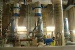Unité de filtration sur CAG